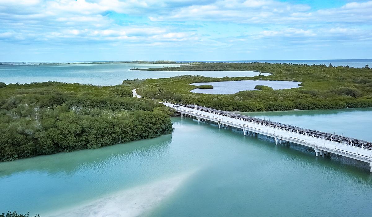 Biosfera de Sian Ka'an un paraíso natural como ningún otro en México.